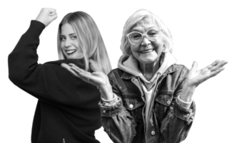 Group of women of different ages and different health goals