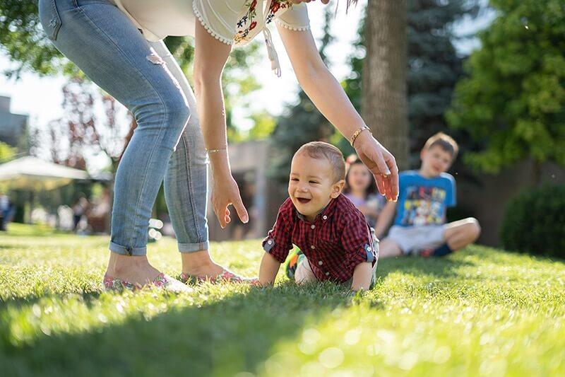 maman rééducation du périnée après grossesses des enfants