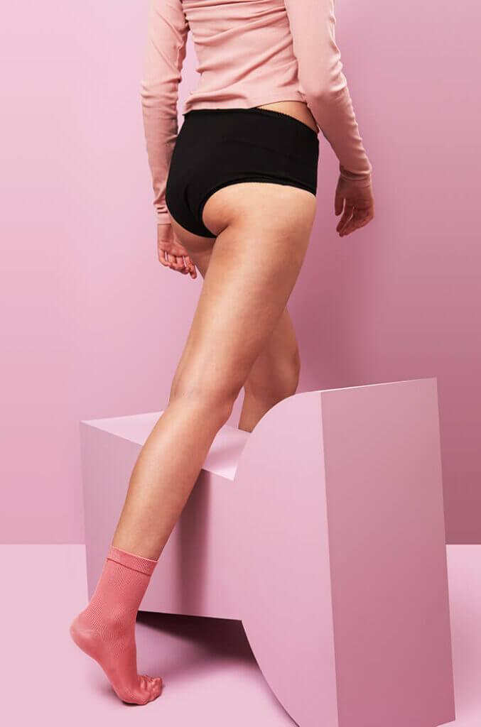 culottes menstruelles bon pour le corps et l'écologie