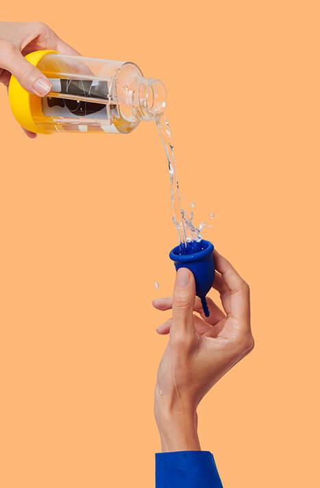 cup protection périodique écologique